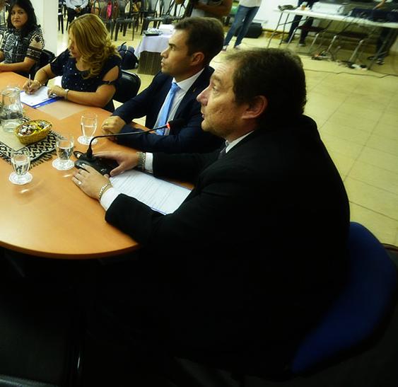 Discusiones y Golpes en Consejo Deliberante de Plaza Huincul