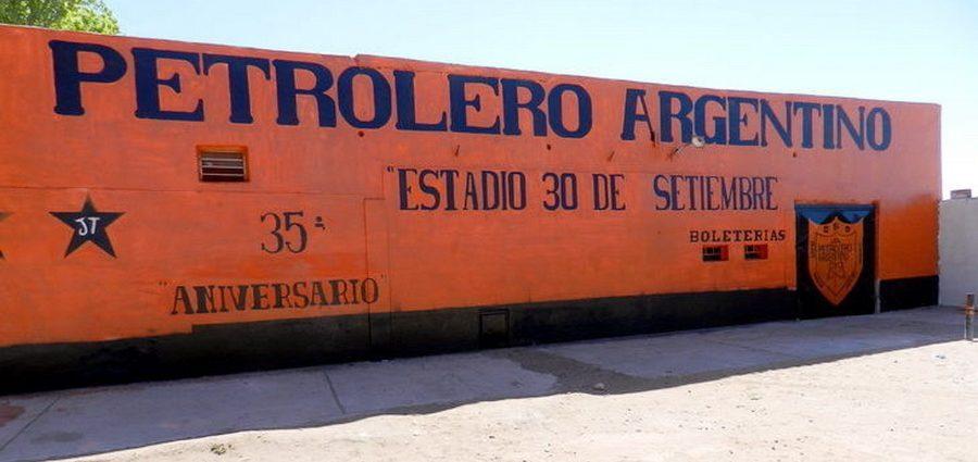 UN NUEVO ROBO EN EL CLUB PETROLERO ARGENTINO