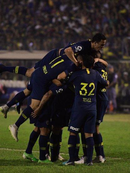 COPA ARGENTINA «BOCA A OCTAVOS DE FINAL»