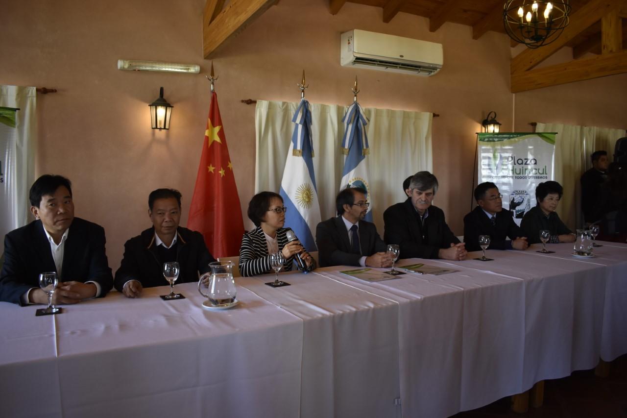 FIRMA DE CONVENIO COOPERACION MUTUA ENTRE MUSEO MUNICIPAL «CARMEN FUNES» Y MUSEO DE HENAN, CHINA