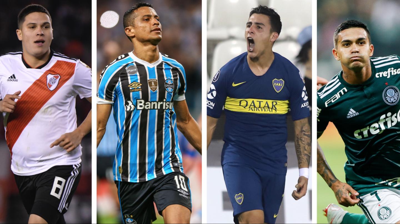 ARGENTINA VS BRASIL, LA OTRA COPA LIBERTADORES
