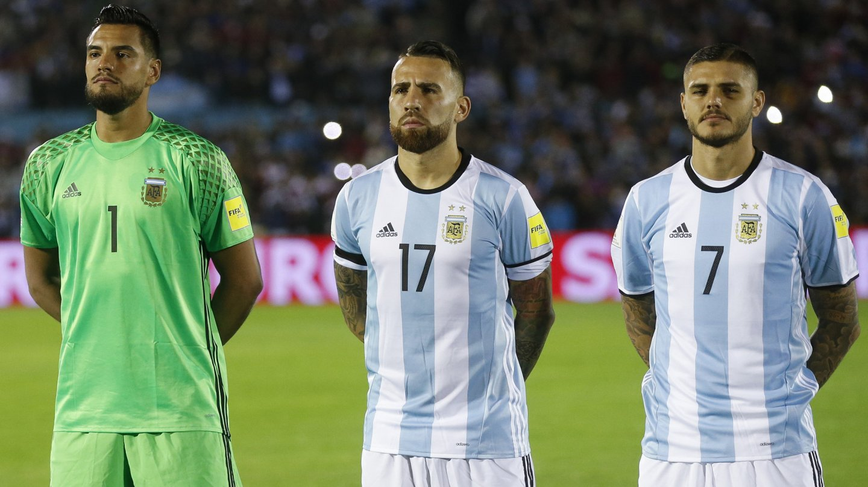 ARGENTINA NO TUVO PROBLEMAS PARA GOLEAR A IRAK