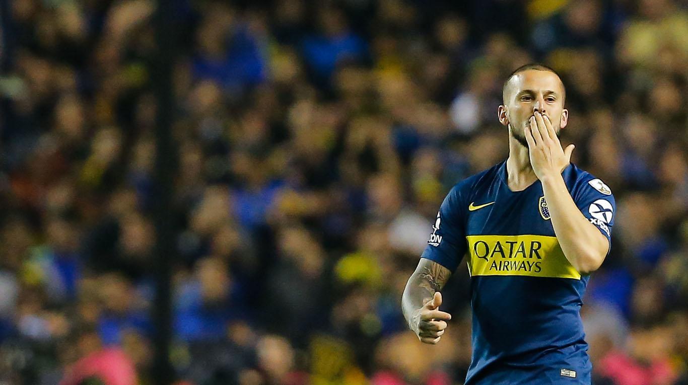 Boca Juniors CLASIFICÓ A FINAL de la Copa Libertadores tras empatar 2-2 con Palmeiras