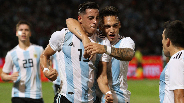 PRUEBA SUPERADA EN CORDOBA «ARGENTINA Y UN BUEN TRIUNFO ANTE MEXICO»