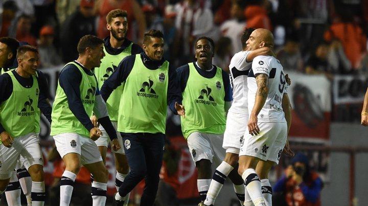 River perdió con Gimnasia en los penales y se quedó sin final