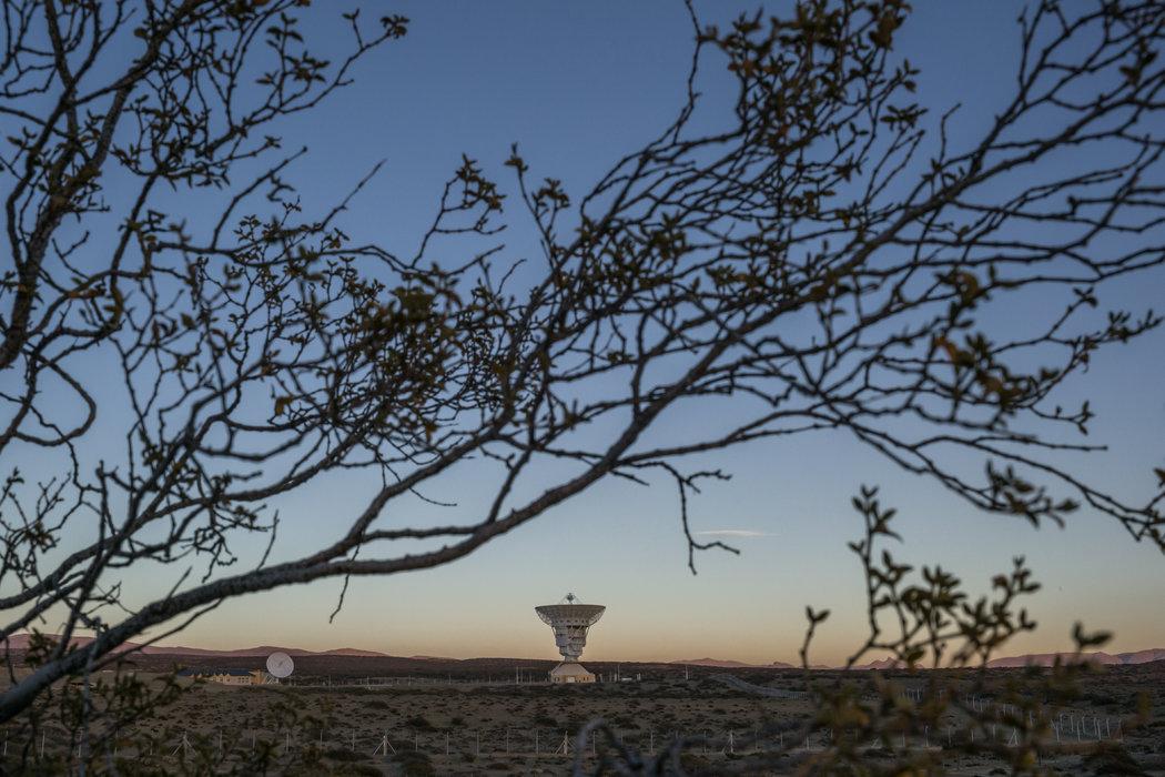 Al final Macri acordó con China por 50 años La estación espacial en Neuquen