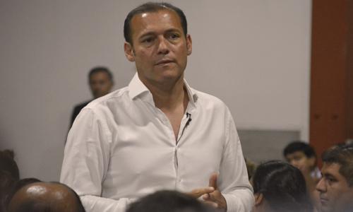 Reunión de Trabajo se realizó con  Omar Gutierrez en Espacio DUAM