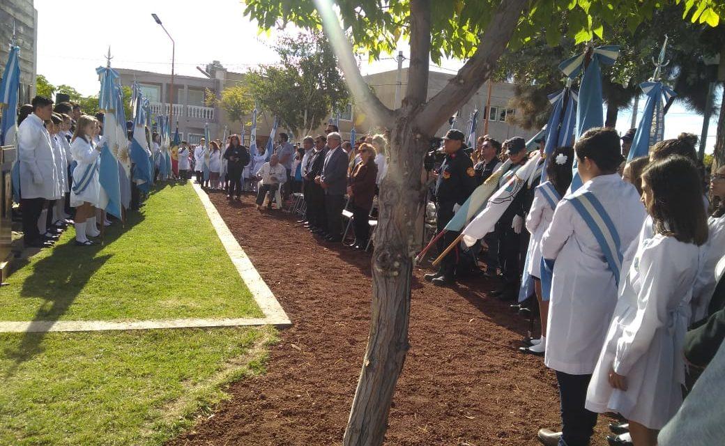 Intendente Jose Rioseco en dia Nacional de la Memoria y la Justicia