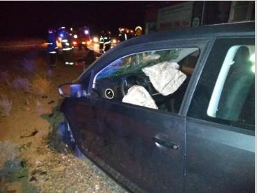 Tragedia en RUTA 22 entre Arroyito y Ceferino