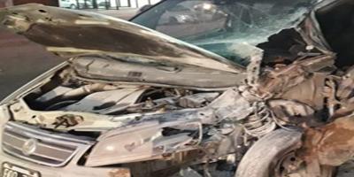 Falleció el Conductor que choco esta mañana en Plaza Huincul