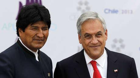 Bolivia invita a Chile a reiniciar el dialogo por la salida al mar tras el fallo de la Haya