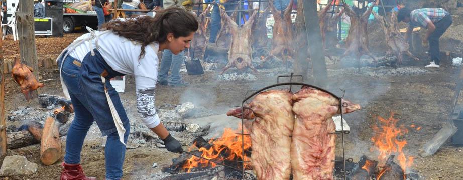 El 10, 11 y 12 de mayo de 2019, el Festival del Chef en Villa Pehuenia-Moquehue