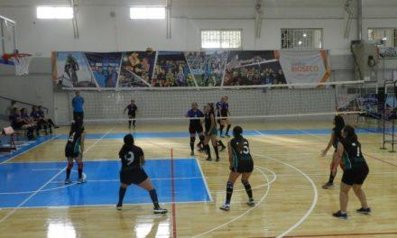 Segunda Fecha de la Liga Local de Voley Femenino en Cutral-Có