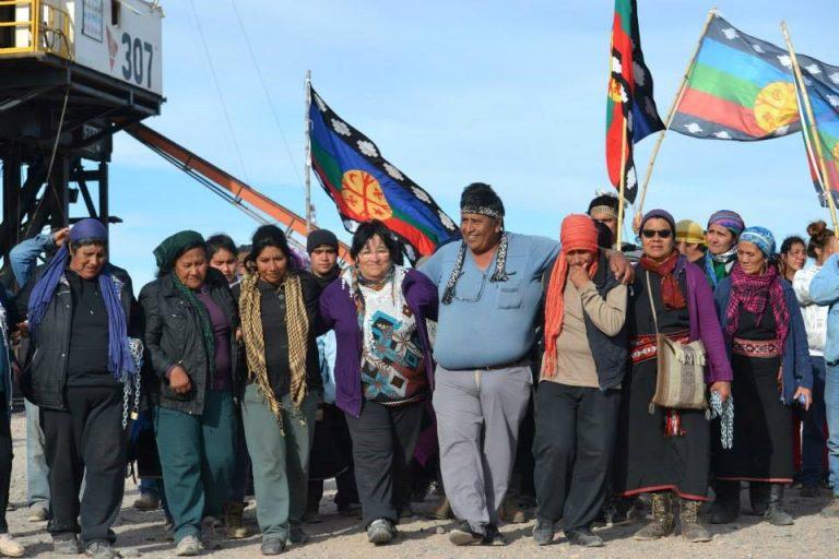 absolvieron hoy a los seis integrantes de la comunidad Mapuche  por Usurpación en Vaca Muerta