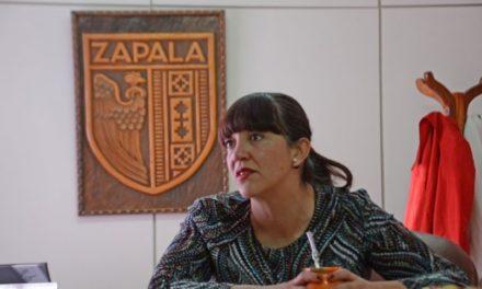 Soledad Martínez Intendenta de la vecina ciudad de Zapala fue Victima de un Asalto