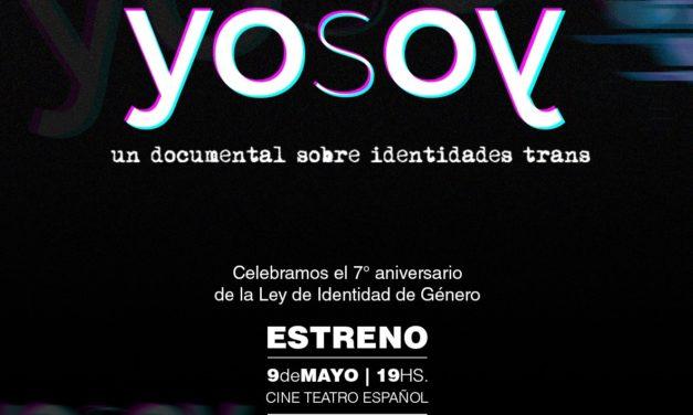 Presentaran Documental sobre Identidades Trans YO SOY