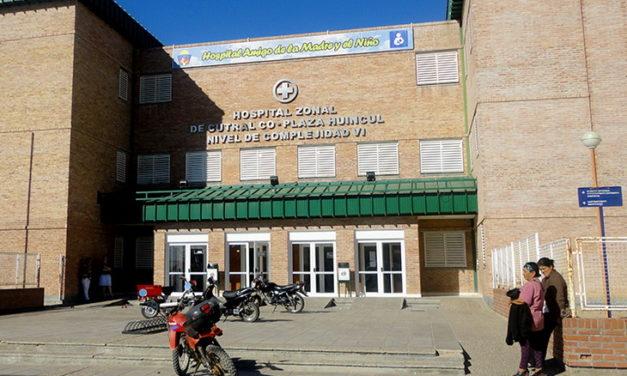 Novedades Sobre las Obras de Ampliación del Hospital de Cutral-Có y Plaza Huincul