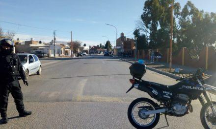 Tiroteo en Calle Av Cutral-Co