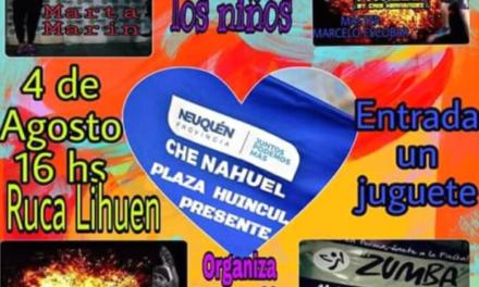 Evento Solidario Por el Día del Niño