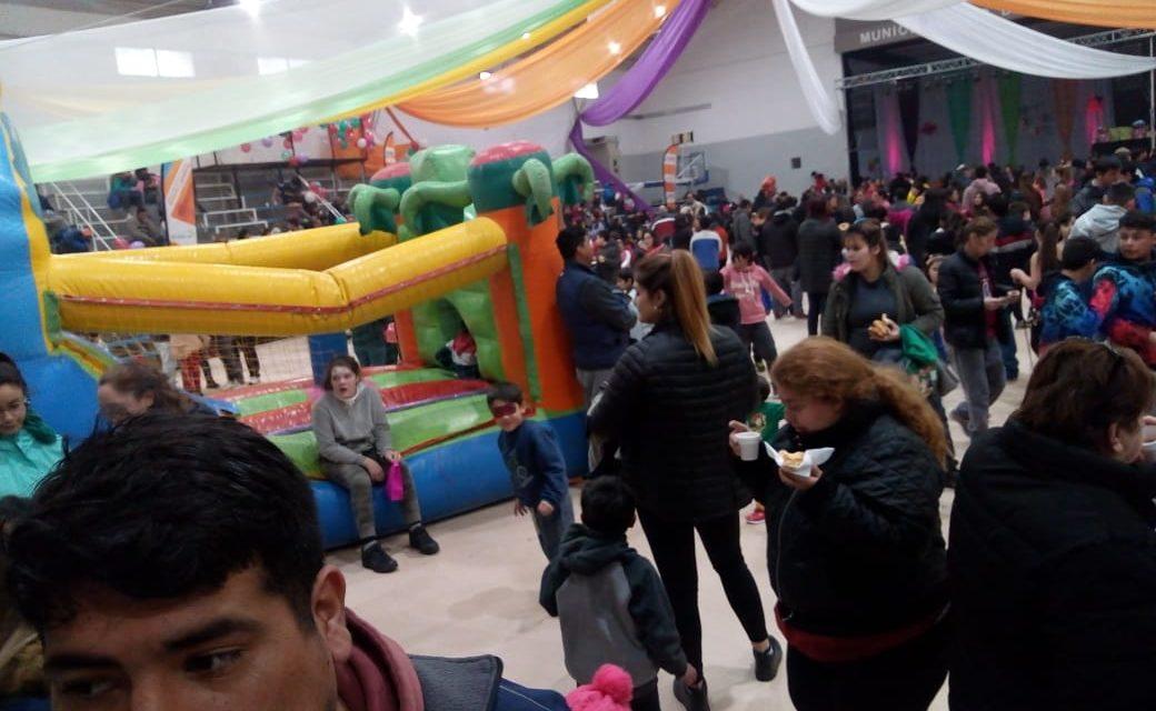 Festejo día del Niño en Cutral-Co