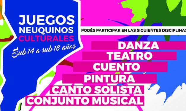 Juegos Neuquinos Culturales 2019