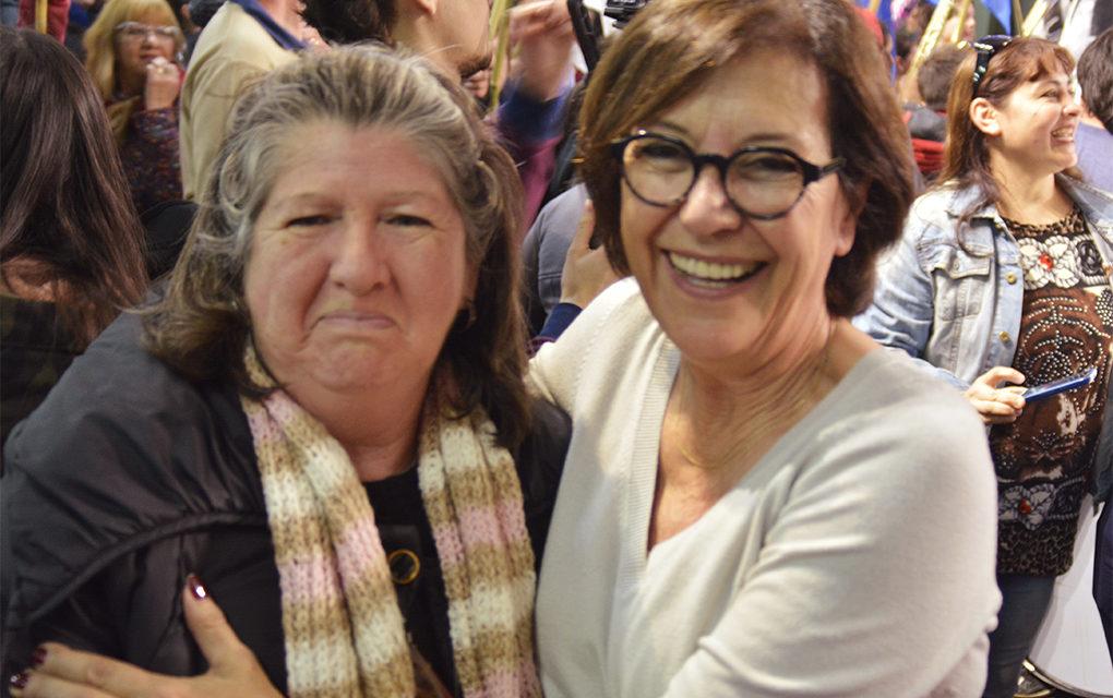 Silvia Sapag apoya a la dupla presidencial Fernandez & Fernandez