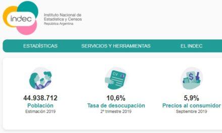 Resultados del INDEC , Subio la Inflación un 7%