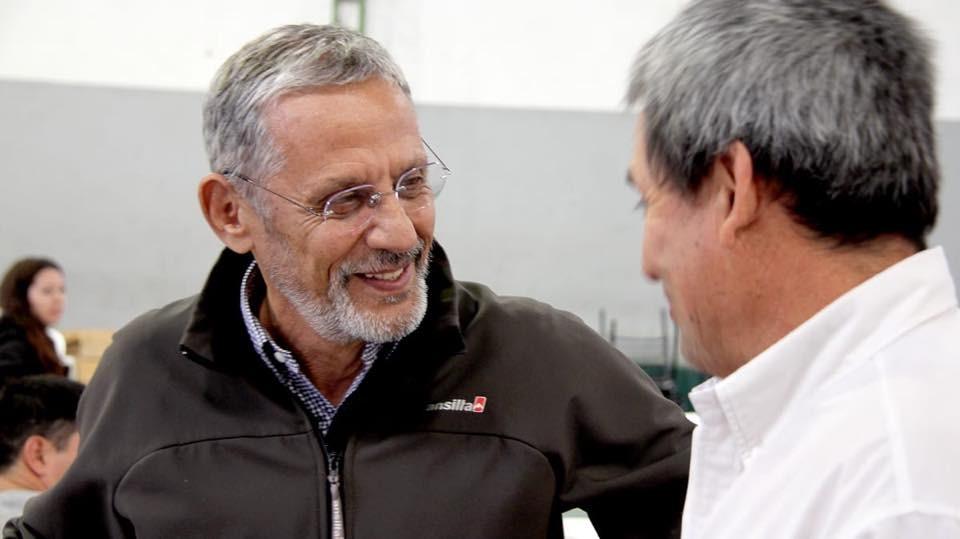 """Lucila Crexell, Siento una profunda tristeza por el fallecimiento de Horacio """"Pechi"""" Quiroga"""