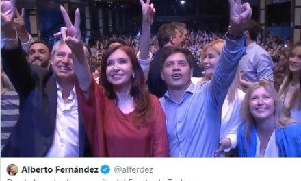 Definición Presidencial por Fernandez&Fernandez y en Senadores se polarizo