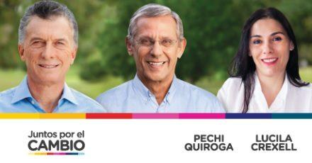 """Quiroga: """"El kirchnerismo viene por todo y hay que ponerle freno"""""""