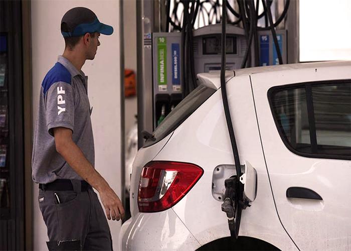 Aumento de Nafta para Diciembre de un 5%