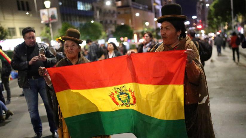 Golpe de Estado en Bolivia: Evo Morales renuncia a la presidencia del país