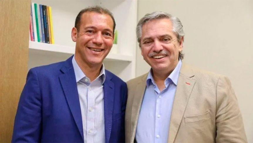 Gutierrez ira a la Jura de Alberto Fernandez