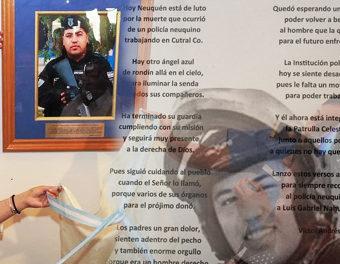 Emocionante, Retrato y un Poema para el cabo Nehuelcar