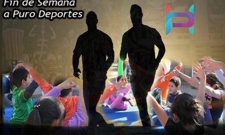 A puro deporte el fin de Semana en Plaza Huincul