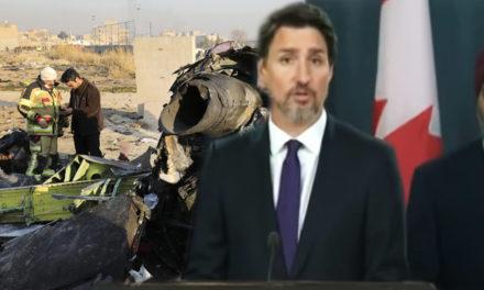 Trudeau: Irán derribó el Boeing ucraniano