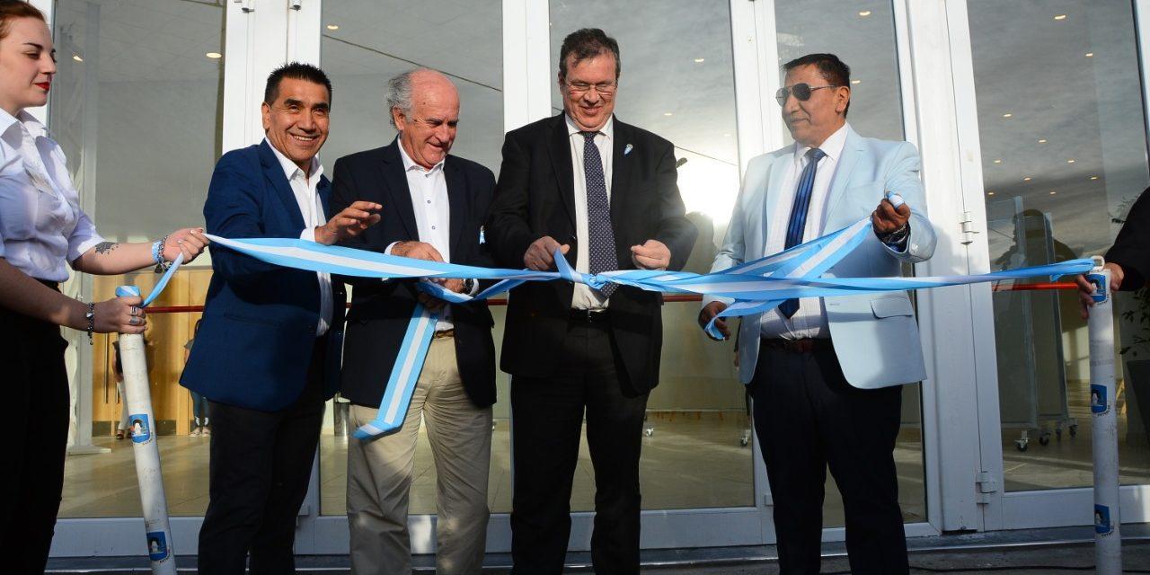 Centro cultural de CutralCo abrió sus puertas