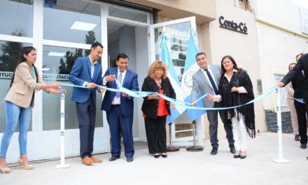 Se inauguro la Secretaria de la mujer y la diversidad en Cutral Co