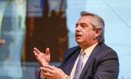 Fernandez respaldo el tren a Vaca Muerta y quiere extenderlo a Chile