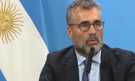 EN VIVO Ministro de Desarrollo Social y titular del ANSES