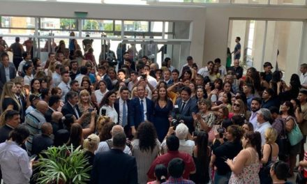 Gutierrez en la apertura de Sesiones presento 18 proyectos de Ley