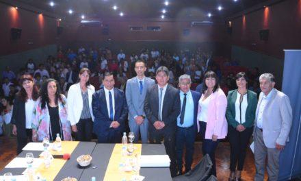 Rioseco inauguro el Periodo de Sesiones 2020 en Cutral Co