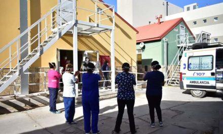 Buenas Noticias 2 vecinos de Zapala con COVID-19 de Alta
