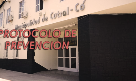 Cutral Co ya tiene protocolo de trabajo en Obras
