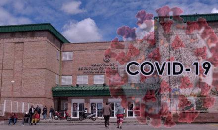 1° Caso de Coronavirus en Cutral Co y 9 Sospechosos más