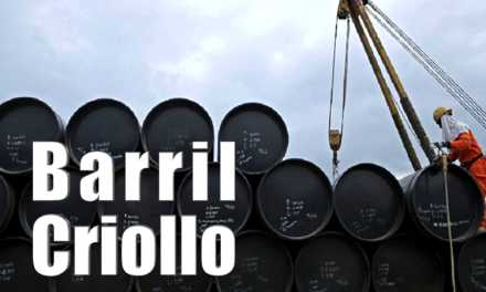 Barril Criollo a 45 dolares con acuerdo laboral asegurado