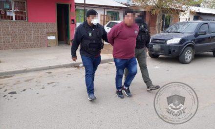 Capturaron en barrio Nehuenche a un hombre por homicidio agravado