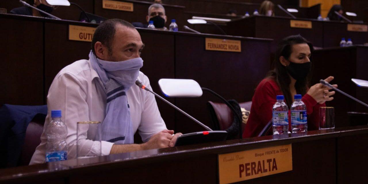 Diputados del FdT piden informe a Seguridad y a la Justicia por la violencia ejercida contra dos intendentes