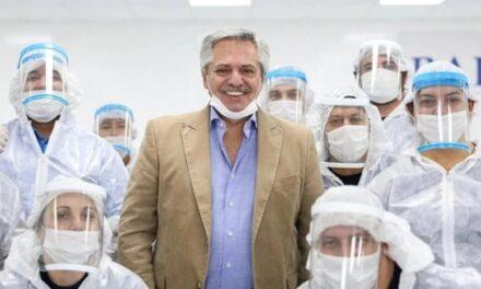 Vacuna COVID: Argentina la produce y Mexico la embaza