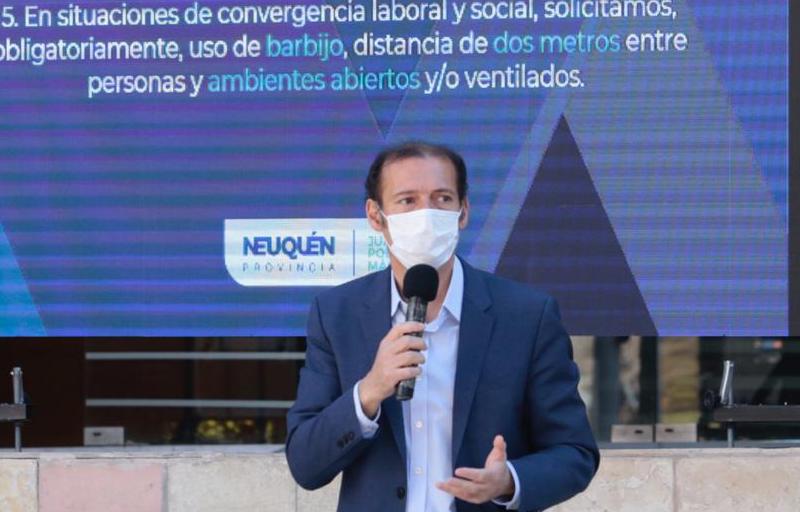 Gutiérrez anuncia 10 medidas sanitarias